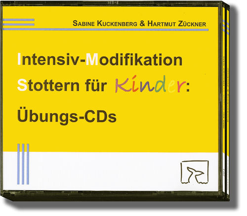 Intensiv-Modifikation Stottern für Kinder: Übungs-CDs